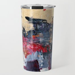 Accidental Abstraction 3 Travel Mug