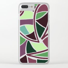 Under the Canopy Clear iPhone Case