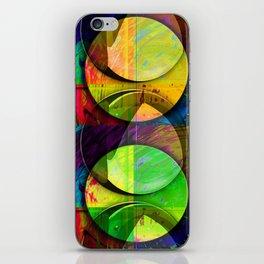 Diferent Colors (N69)  iPhone Skin