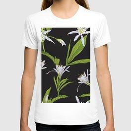 Flowers Lilies T-shirt