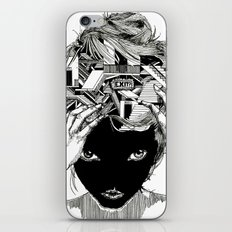 No exit here iPhone & iPod Skin