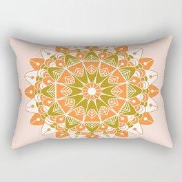 Mandala VI Rectangular Pillow