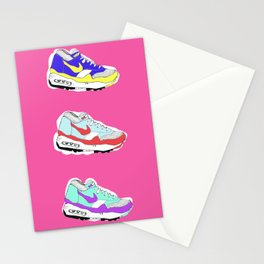 Nike Air Stationery Cards