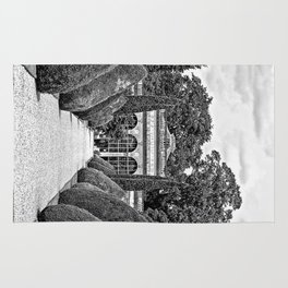 Path to the Orangery Rug