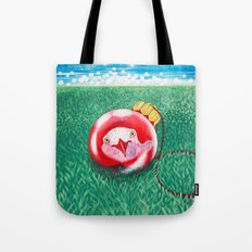 New Year Ball Tote Bag