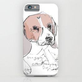 OPD Maggie iPhone Case