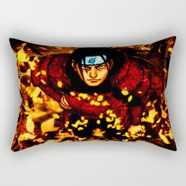 hokage hashirama Rectangular Pillow