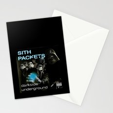 Darkside Undergound Sith Packets Stationery Cards