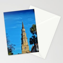 St.Philips Church In Charleston Stationery Cards
