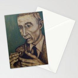 J. R. Oppenheimer Stationery Cards
