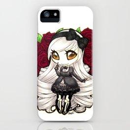 Skeletal Lolitha iPhone Case