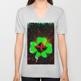 Happiness is beautiful Unisex V-Neck