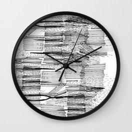 Polyharmonic Wall Clock