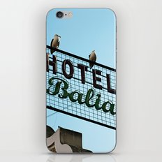 Hotel iPhone & iPod Skin