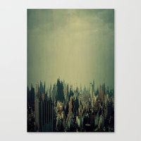 tokyo Canvas Prints featuring Tokyo by The Sound of Applause
