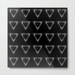 Pattern No 2 Metal Print