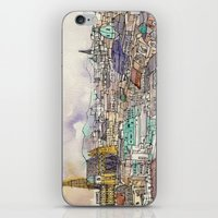 vienna iPhone & iPod Skins featuring Vienna by Eurekawanders