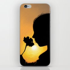 The Little Lady iPhone Skin