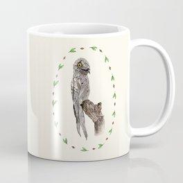 The Common Potoo Coffee Mug