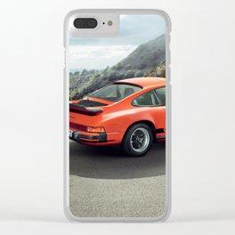 Classic Sportscar Ultra HD Clear iPhone Case