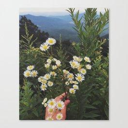Catch The Breeze Canvas Print