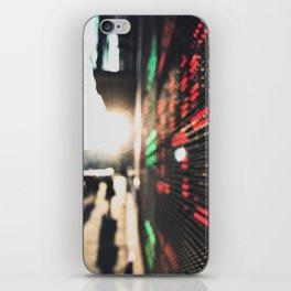 Digital life iPhone Skin