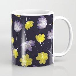 pressed flower Coffee Mug