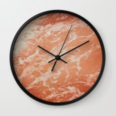 red 3233 Wall Clock
