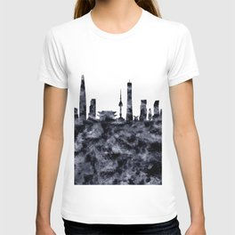 Seoul Skyline South Korea T-shirt