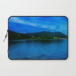 Bavaria Lake Schliersee Laptop Sleeve