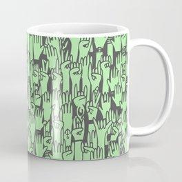 Rock Concert - Thrashing! Coffee Mug