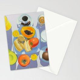 Brazilian Breakfast Stationery Cards
