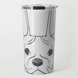 BOSTON TERRIER - DOG SERIES NO.003 Travel Mug
