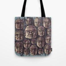 The Olmecs Tote Bag