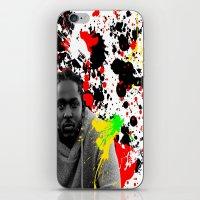 literature iPhone & iPod Skins featuring Literature by Kerosene Bill