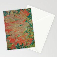 Marble Print #4 Stationery Cards