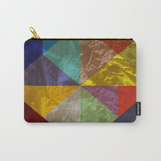 Abstract #237 Carry-All Pouch