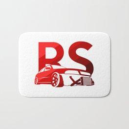 Audi RS4 Avant Tuned - classic red - Bath Mat