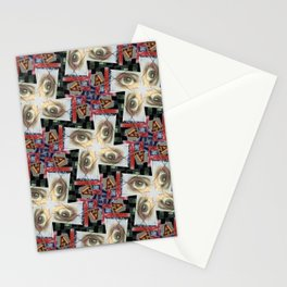 Simulacra Study Quilt Stationery Cards