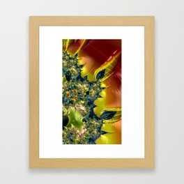 Irradiance Framed Art Print