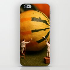 Nature's Painters iPhone & iPod Skin