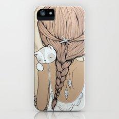 Stay Close iPhone SE Slim Case