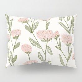 Rose Garden Pattern Pillow Sham