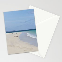 Beach 3 Lewis and Harris 3 Stationery Cards