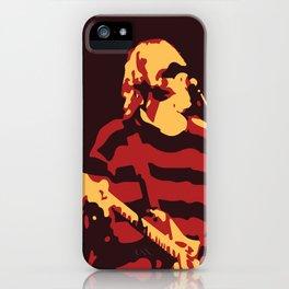 Warm Lithium iPhone Case