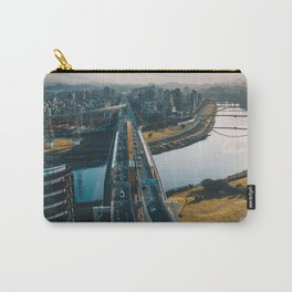 Taipei Highway Carry-All Pouch