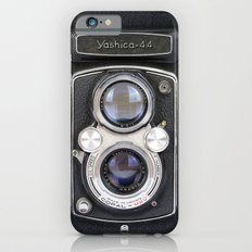 Vintage Camera Yashica 44 Slim Case iPhone 6