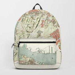 Gothenburg 1888 Backpack
