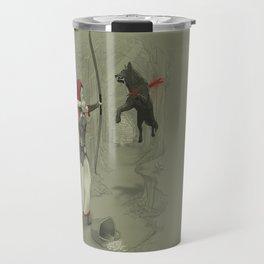 Little Red Robin Hood Travel Mug