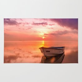 The Best Sunset Rug